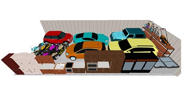 18x45 Storage unit in Altoona, IA