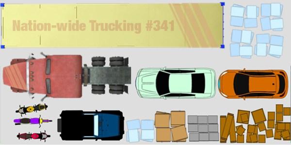 30x60 Truck Storage Unit Altoona, IA