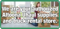 Altoona Iowa uhaul truck and supplies