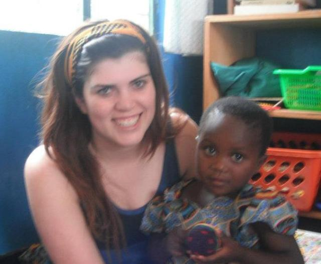 One of my favourite kids in the hospital in Rwanda