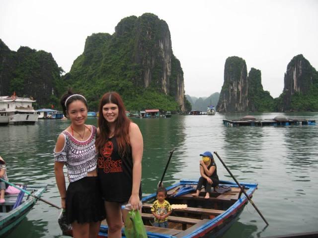 Halong Bay Boat Rides