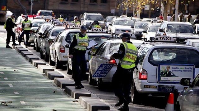 naught sydney taxi