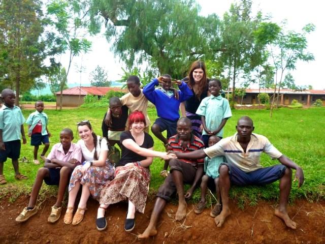 In Gahini, Rwanda