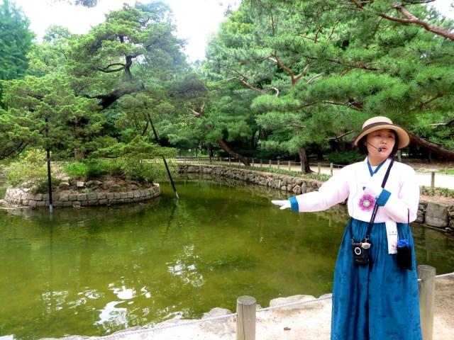 jongmyo shrine tour seoul
