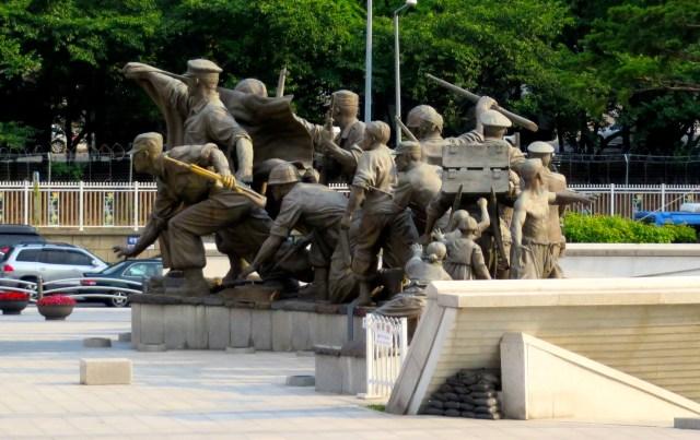 War Memorial Seoul South Korea