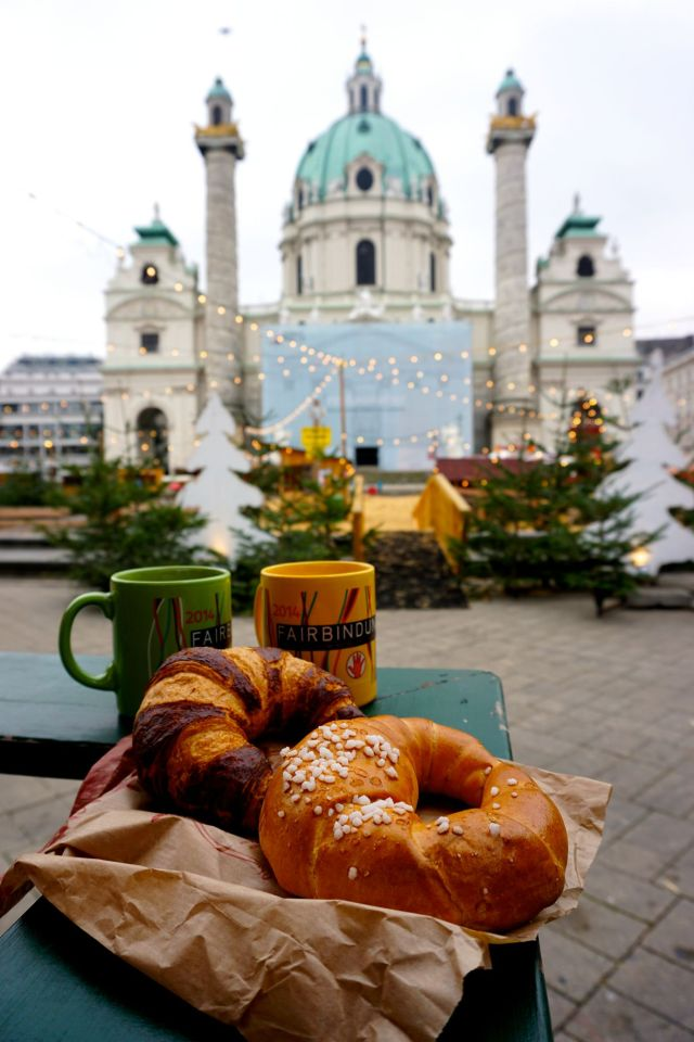 what to eat in Vienna
