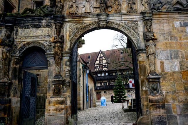 Servant's Quarters in Domplatz, Bamberg