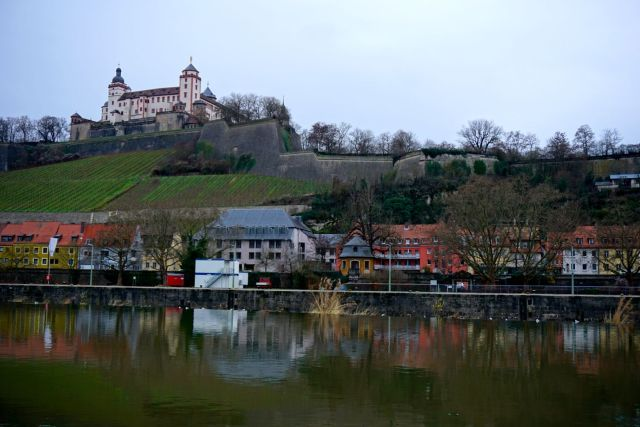 The fortress of Wurzburg