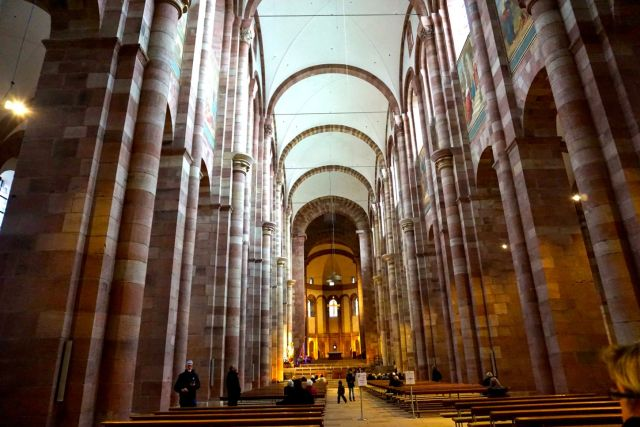 Speyer Cathedral Germany