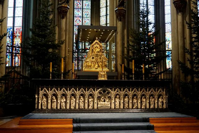 The Shrine of the Three Kings Is Cologne Worth Visiting?