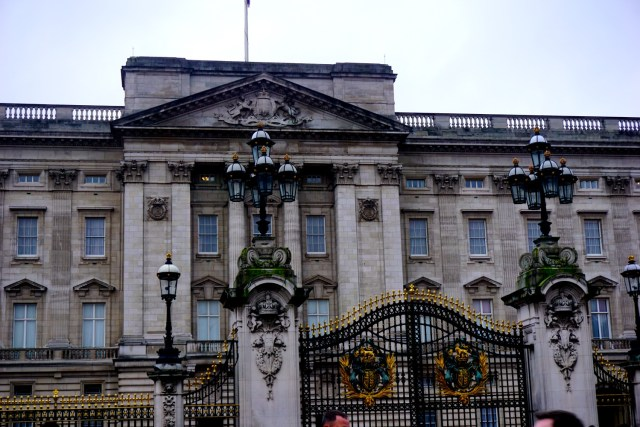 things to do in london buckingham palace