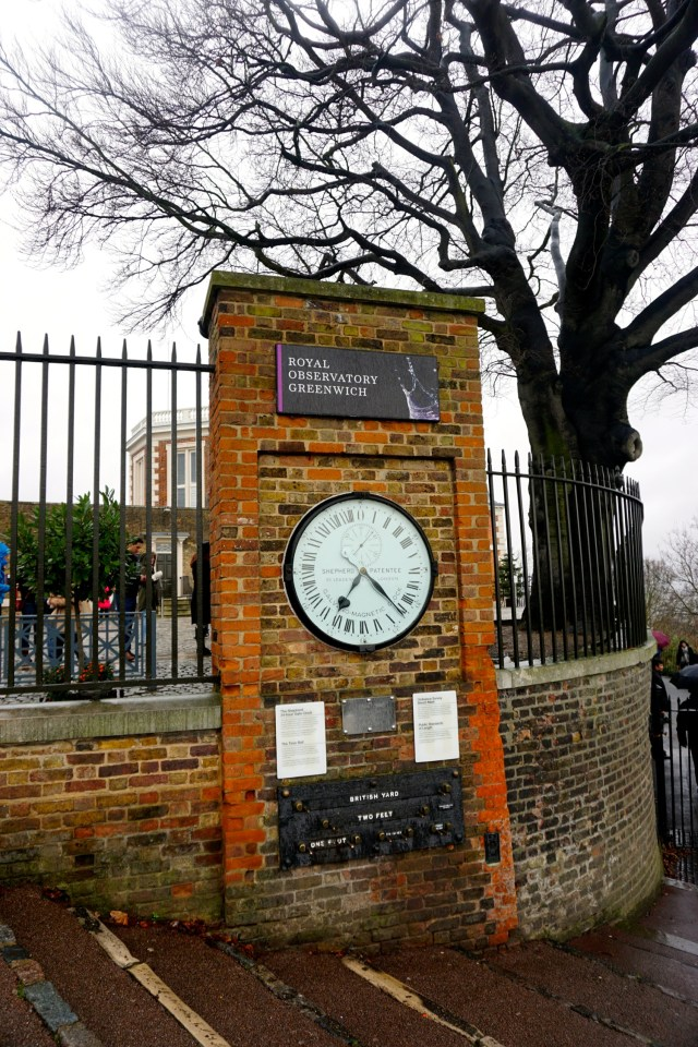 things to do in london royal observatory