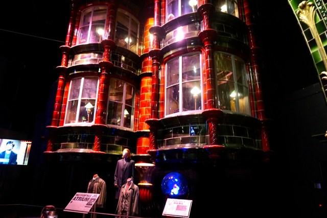 harry potter studios london ministry of magic