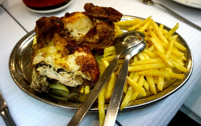 what to eat in portugal lisbon porto piri piri chicken