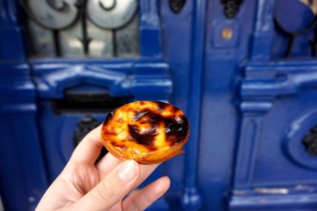what to eat in portugal lisbon porto pasteis de nata