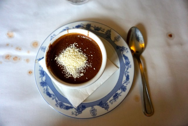 what to eat in portugal lisbon porto chocolate mousse