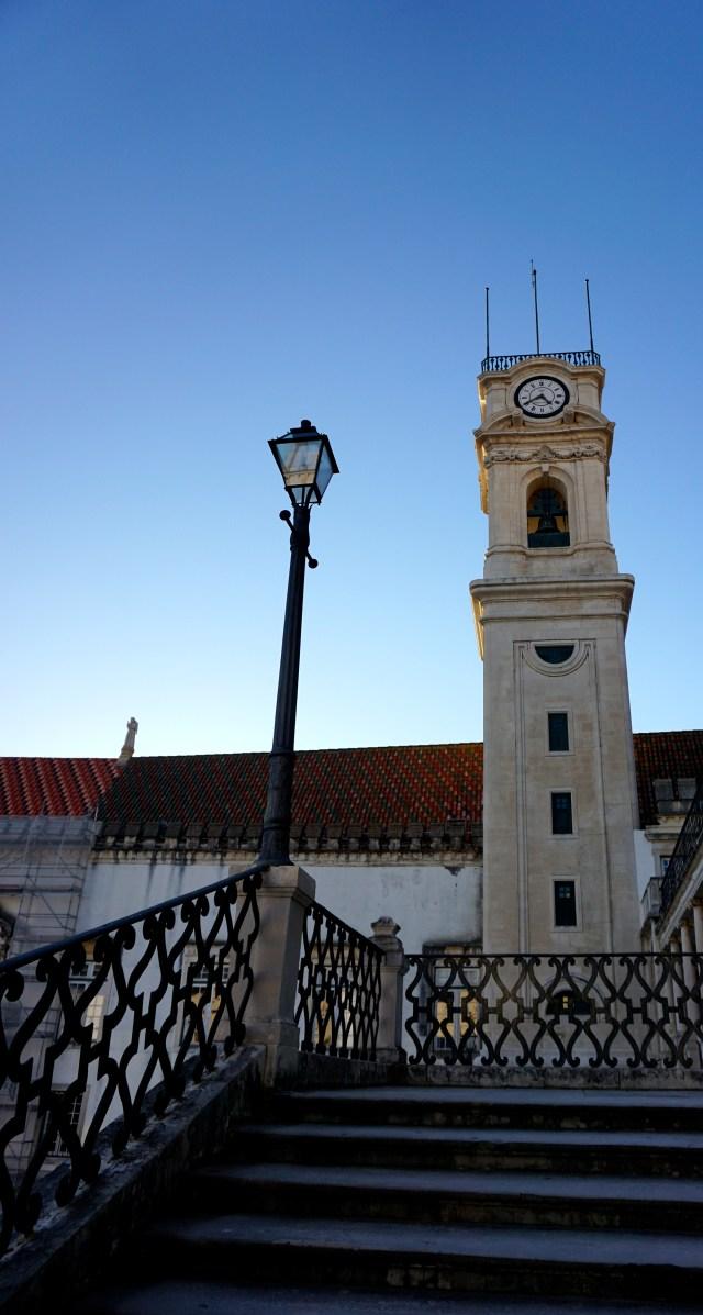 a day in coimbra coimbra university tower