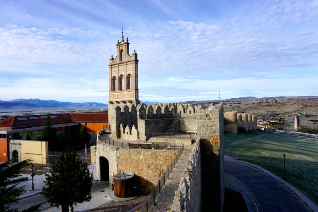 best day trips from madrid avila