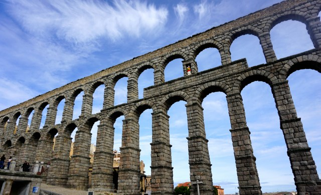 best day trips from madrid segovia