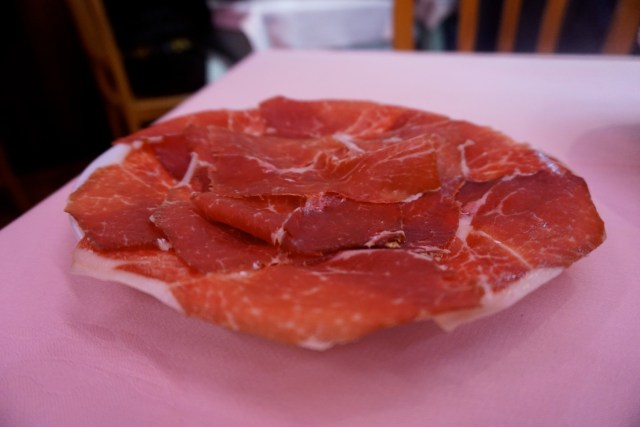what to eat in Spain iberico