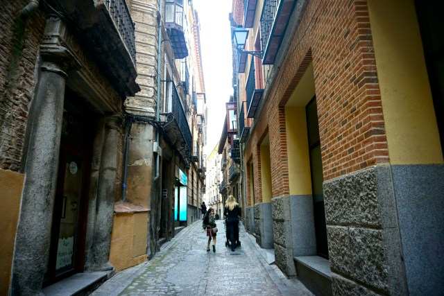 best day trips from madrid toledo