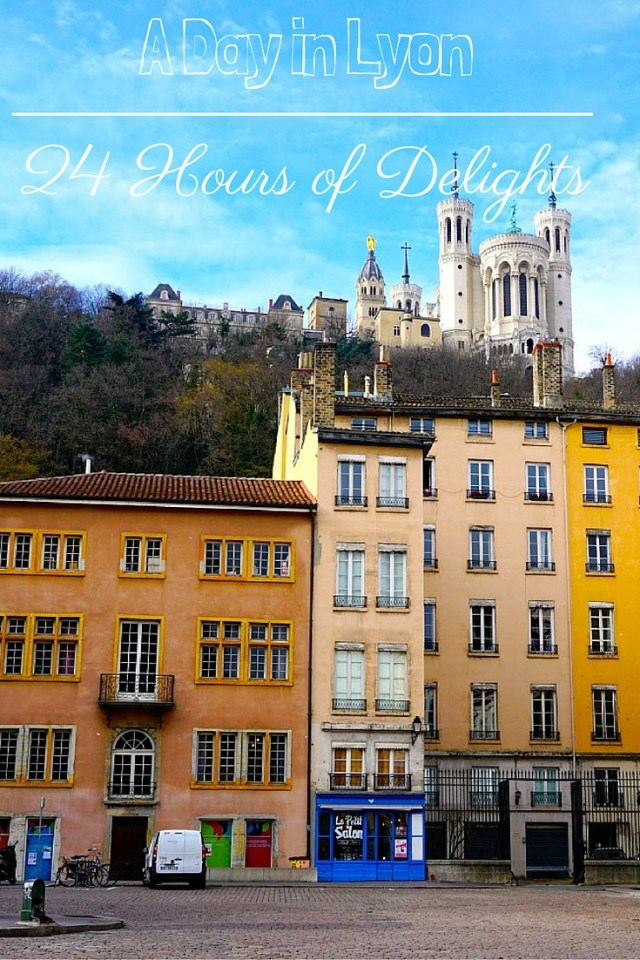 A Day in Lyon