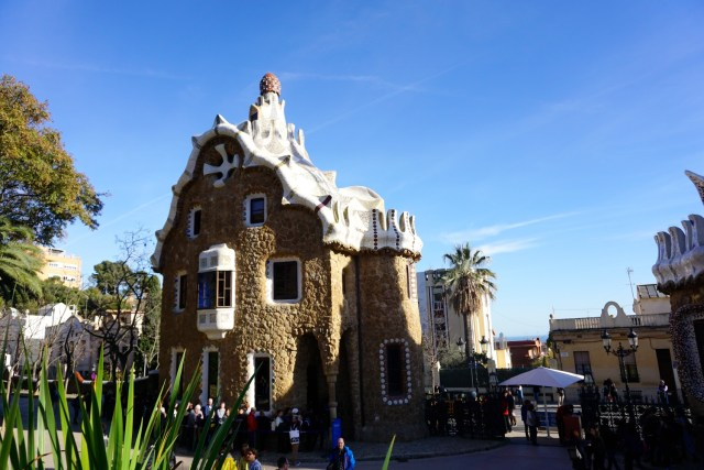 Guide to Barcelona Park Guell