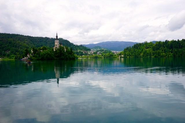 5 days in Slovenia Lake Bled Bohinj Vintgar Gorge