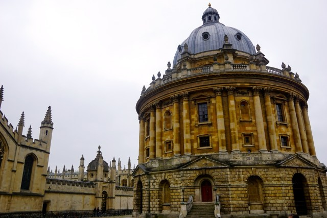 a day in oxford