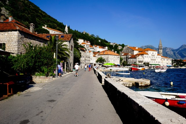 three days on the bay of kotor what to do in kotor perast