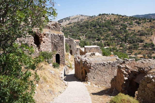 three days in chios greece