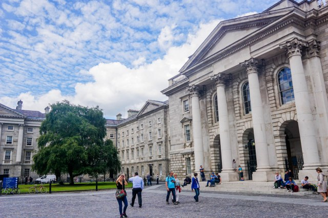 what to do in dublin ireland trinity