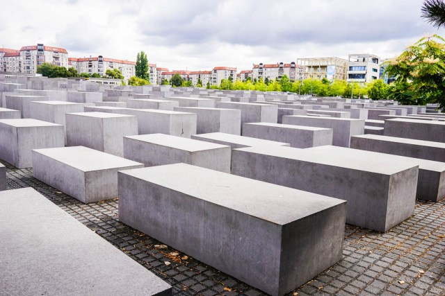 what to do in berlin memorial to murdered jews