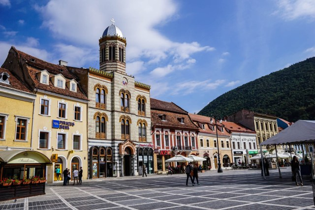 three days in brasov