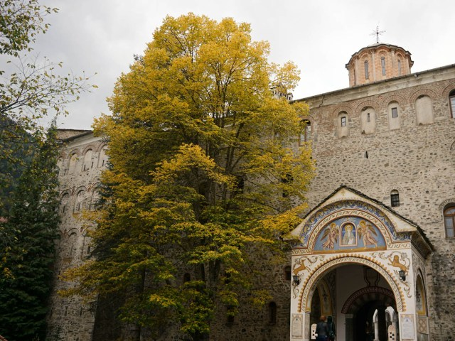 a day trip to rila monastery and boyana church from sofia bulgaria