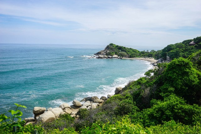 tayrona national park in one day from santa marta colombia