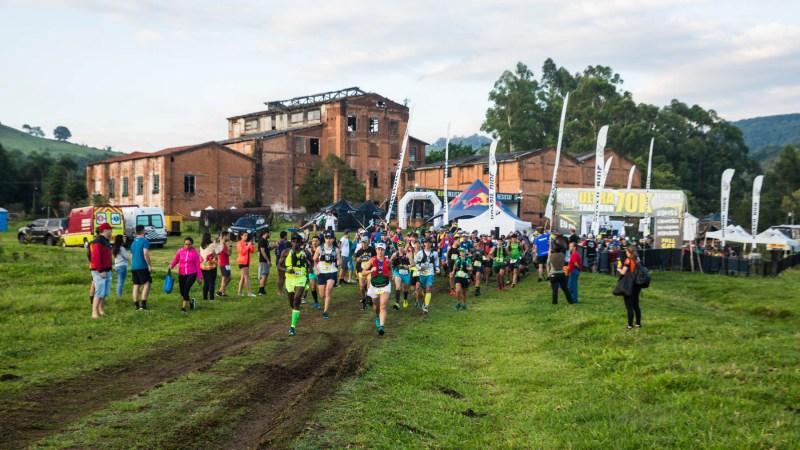 Silvanio Nascimento e Ana Paula Silveira vencem Ultra Trail Run 70k Brasil Ride 2019