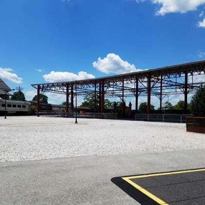 B&O Railroad Museum: Under the Big Top