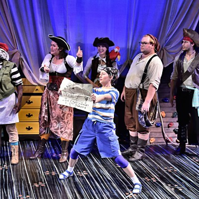 Adventure Theatre MTC Presents How I Became A Pirate!