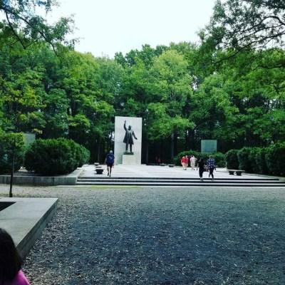 Theodore Roosevelt Island Washington, DC
