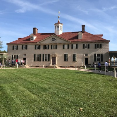 18th Century Adventures at George Washington's Mount Vernon