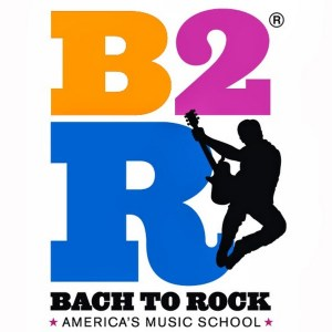 Bach to Rock Logo