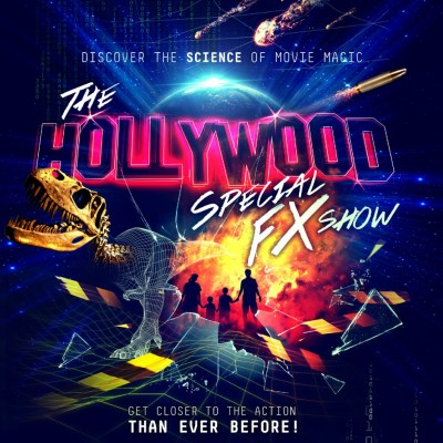 GIVEAWAY: The Hollywood Special FX Show