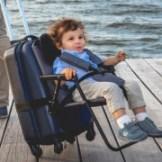 SitAlong Toddler Luggage Seat