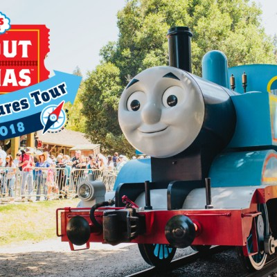 GIVEAWAY: Day Out with Thomas at B&O Railroad Museum