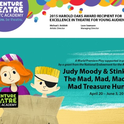 Listen up Scallywags, Judy Moody & Stink: The Mad, Mad, Mad, Mad Treasure Hunt is a barrel of fun!