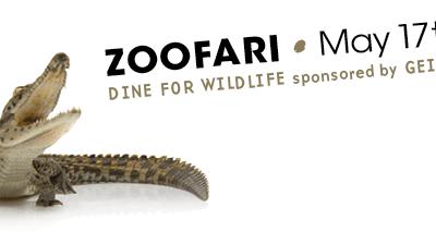 ZooFari: Dine for Wildlife