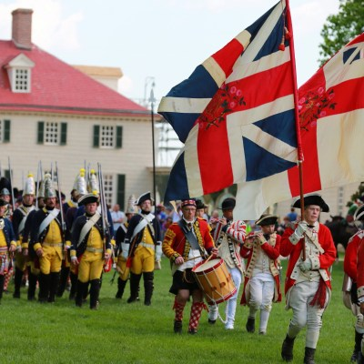 GIVEAWAY: Revolutionary War Weekend at Mount Vernon