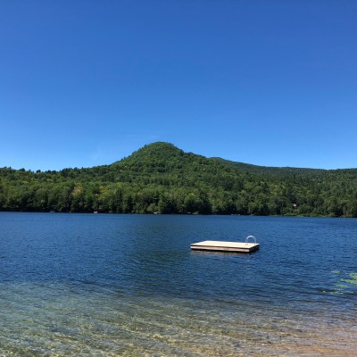 On the Road:  New Hampshire Lakes Region