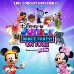 GIVEAWAY: Disney Junior Dance Party